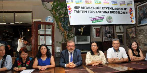 Demirtaş'tan 'Ölürsem tabutumu dik çıkarın' vasiyeti