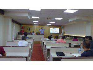 KUTO üyeleri, KOSGEB destekleri hakkında bilgilendirildi