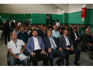 Denizlispor Başkanı Üstek'in, Fatih Tekke yorumu