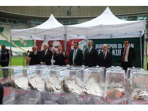 Bursaspor'un Başkanı Ali Ay oldu