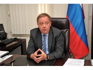 Rus Başkonoslos: Bu sezon Antalya'da 2,5-3 milyon Rus turist gelir