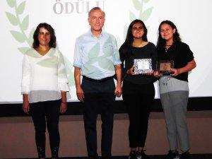 Antalya'yı yazan liselilere ödül