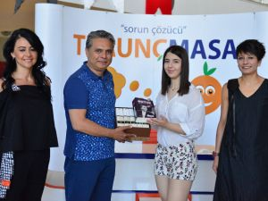 Tübitak Şampiyonları Muratpaşa'da