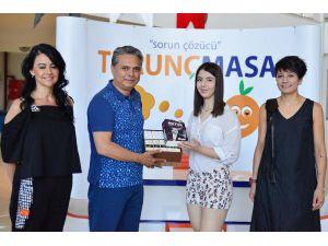 TÜBİTAK şampiyonları Muratpaşa'da