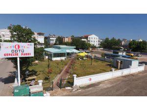 ODTÜ Gençlik Parkı törenle açıldı