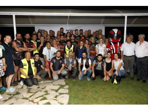 1'inci Uluslararası Antalya Motosiklet Festivali başladı