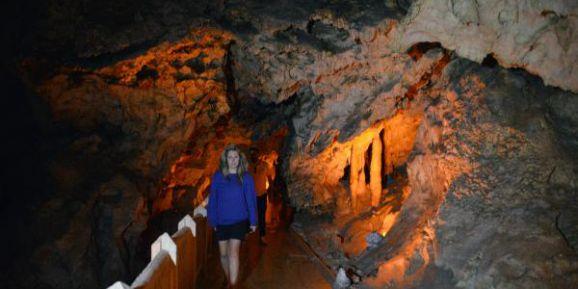 İnsuyu Mağarası'ndaki 9 göl kurudu