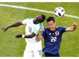 2018 FIFA Dünya Kupası: Japonya: 2 - Senegal: 2