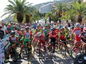 Cumhurbaşkanlığı Bisiklet Turu start aldı
