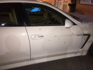 Türkücü Gökhan Doğanay'ın aracına silahlı saldırı