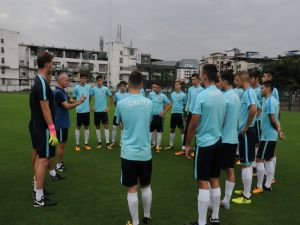 U17 Milli Futbol Takımı, Dünya Kupası'na veda etti