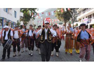 Kaş'ta festival başladı