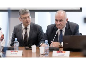 Balkanların kapısı Halkbank'la açılıyor