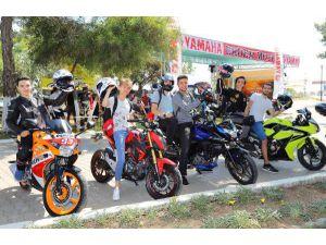 Manavgat Motosiklet Festivali başladı
