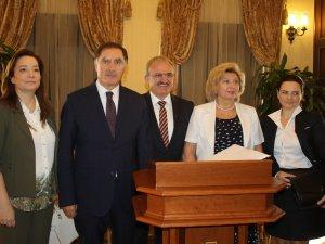 Antalya'da yerleşik yaşayan Rusların hak ve özgürlük ile din dersi isteği