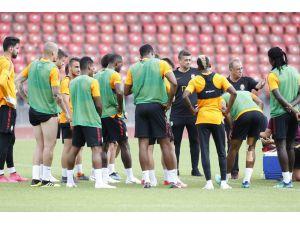 Galatasaray, Zürih'teki hazırlıklarını tamamladı