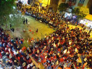 Hisarcık'ta '15 Temmuz Şehitleri ve Milli Birlik Günü' programı