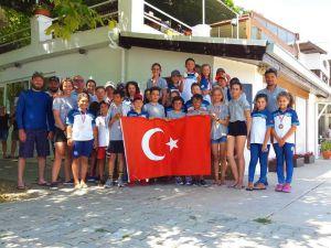 '15 Temmuz Demokrasi ve Milli Birlik Günü' yelken yarışları düzenlendi