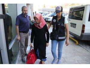 Samsun'da FETÖ'den 2 kişi tutuklandı, 1 kişiye ev hapsi