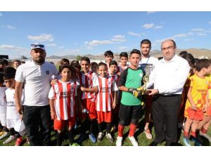 Sandıklı'da turnuva heyecanı