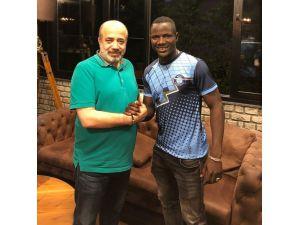 Traore Adana Demirspor'da