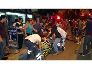Yangın sırasında haber alınamayan kişi paniğe neden oldu