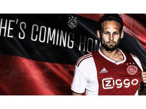 Daley Blind, eski takımı Ajax'a döndü