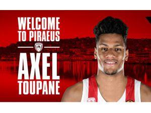 Olympiakos, Axel Toupane ile anlaştı