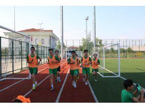 Altyapı takımları geleceğe hazırlanıyor