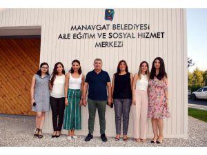 Manavgat Belediyesi'nden Anne Baba Akademisi