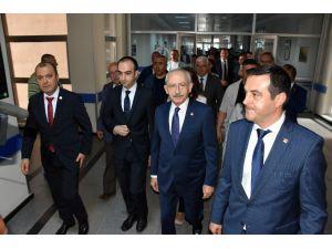 """Kılıçdaroğlu: """"Tren kazasıyla ilgili milletvekillerimiz rapor hazırladı"""""""
