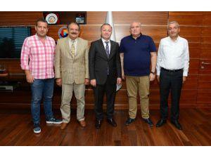 ATSO Başkanı Çetin: Turizm şoförleri üniversiteli olsun
