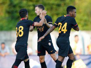 Galatasaray hazırlık maçından 3-1 mağlup ayrıldı