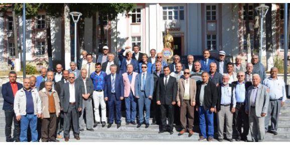 Akseki'de Muhtarlar Günü kutlaması