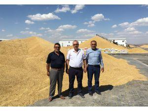 Aksaray Ticaret Borsası Başkanı Özkök, Ortaköy'de tesis inceledi