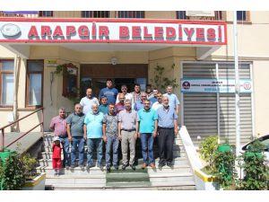 Arapirspor'da olağanüstü genel kurul yapıldı