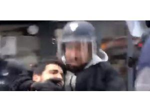 Fransa'da Macron'un güvenlik danışmanı polis kılığında eylemci dövdü