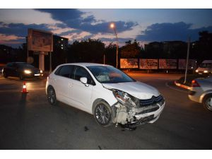 Malatya'da trafik kazası: 2 yaralı