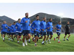 B.B. Erzurumspor ikinci etap kamp çalışmalarına başladı