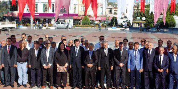Manavgat'ta Muhtarlar Günü kutlandı