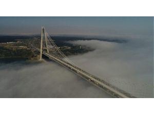Yavuz Sultan Selim Köprüsü'nden yaklaşık 5,4 milyar TL'lik gelir sağlandı