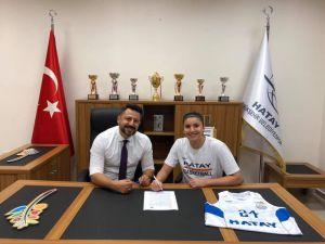 Hatay Büyükşehir, Ben Abdelkader'le sözleşme yeniledi