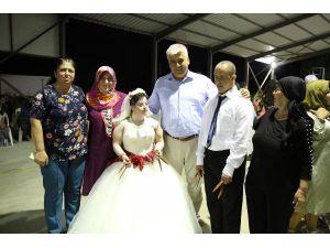 Down sendromlu Kübra'nın hayali gerçek oldu