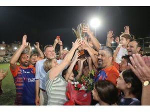 Erhan Aksay Turnuvası Hatay Şampiyonu Mehmet Boşnak Yıldev