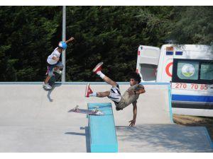 Kaykaycılar, Milli Takım için kıyasıya yarıştı
