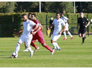 Antalyaspor- Kuwait Sport'u yendi: 4-0