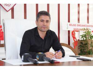 Elazığspor basın sözcüsü istifa etti
