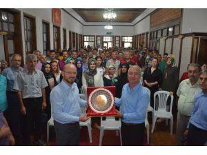 Niksar'da kadroya geçen işçilerle toplu sözleşme imzalandı