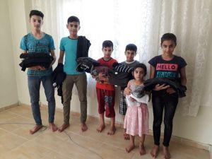 İstanbullu tekstilciden Silopi'ye giysi yardımı