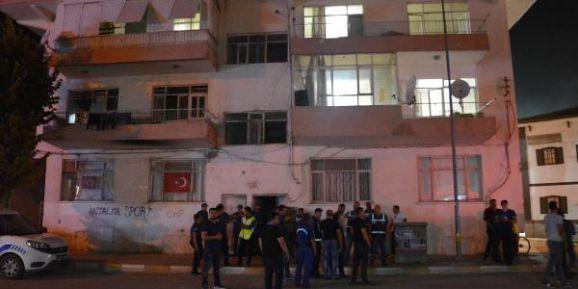 Korkuteli'de Suriyelilerin karıştığı bıçaklı kavga sonrası gerginlik
